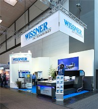 Messestand,wissner,